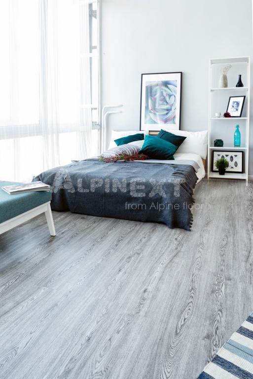 Серия Classic Виниловый ламинат Alpine Floor (Южная Корея) ECO134-6 Ясень