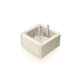 Комплектующие Корбка для наружного монтажа терморегулятора белая | КИТMIX Мурманск