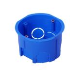 Array Подрозетник для гипрока 68х45 (синий) | КИТMIX Мурманск