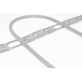 Комплектующие Монтажная перфорированная лента для крепления кабельных систем | КИТMIX Мурманск