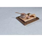 VINILPOL Клик 4,5 мм Виниловый ламинат VINILAM (Бельгия) 5581 Ницца (камень)