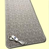 Мобильный теплый пол Теплый пол Коврик с подогревом 150х65 см.