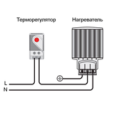 Терморегуляторы Array RTC 011A