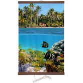 картина-обогреватель Тропические рыбки