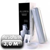 Пленочный теплый пол Теплый пол Alumia (450 Вт, 3 кв.м.)