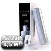 Пленочный теплый пол Теплый пол Alumia (675 Вт, 4.5 кв.м.)