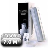 Пленочный теплый пол Теплый пол Alumia (1050 Вт, 7 кв.м.)