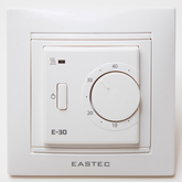 Терморегуляторы Array E -30 белый механический (Встраиваемый 3,5 кВт)