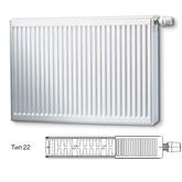 Радиаторы отопления Тепловое оборудование Buderus Logatrend K-Profil 22 тип