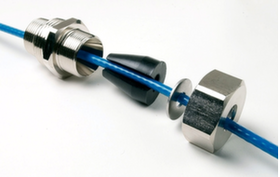 Для монтажа греющего кабеля Комплектующие Комплект для ввода саморегулиующегося кабеля трубу D=1/2'