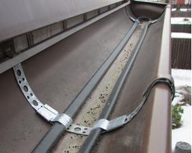 Обогрев труб, водостоков Array TSD-30P (экранированный, УФ-защита)