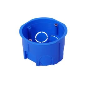 Комплектующие Array Подрозетник для гипрока 68х45 (синий)