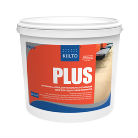 Комплектующие Клей для ПВХ покрытий KILTO 2 PLUS (Финляндия) 4 кг | КИТMIX Мурманск